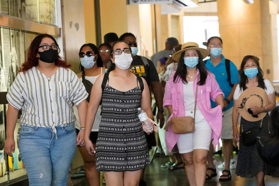 Los Angeles Mask Mandate trending details picture