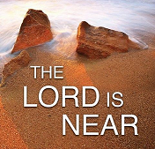 the LORD is near daily devotional 2021